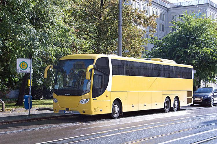 Bus Leipzig Regensburg